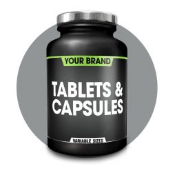 Tablets & Capsules