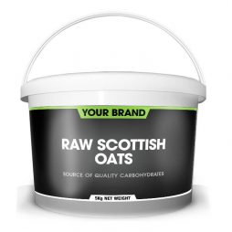 Raw Scottish Oats