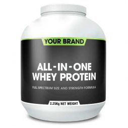 All In One Whey Protein