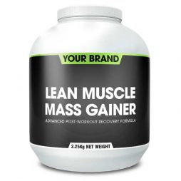 Lean Muscle Mass Gainer