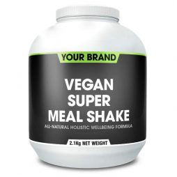 Vegan Super Meal Shake