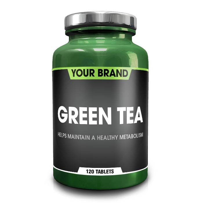 Private-Label-Green-Tea-Tablets