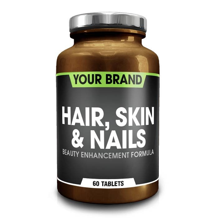 Private-Label-Hair-Skin-Nails-tablets
