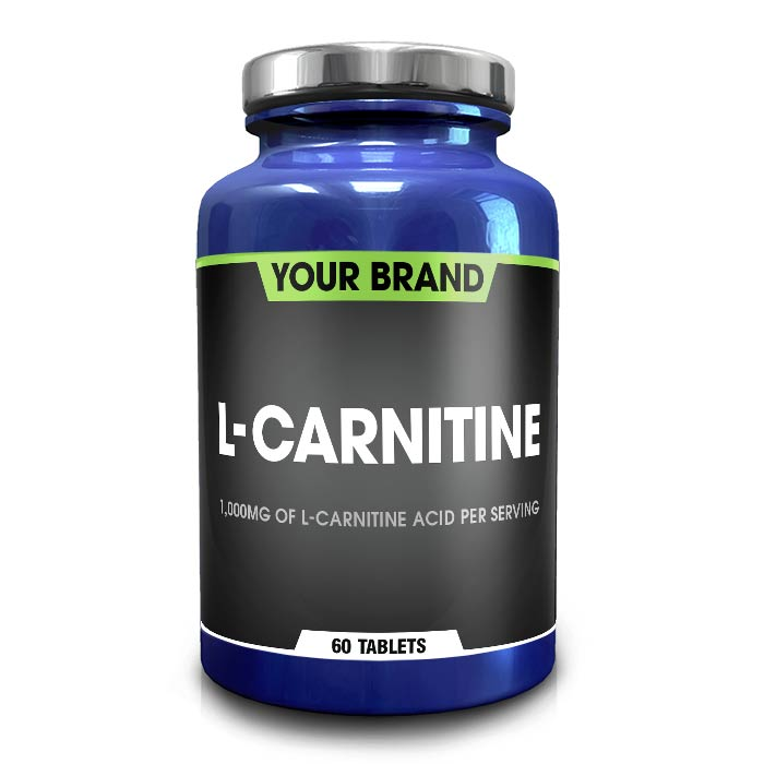 Private-Label--L-carnitine-tablets