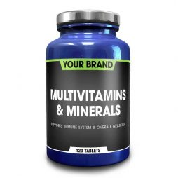 Value Multivitamins and Minerals
