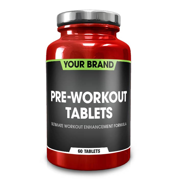 Private-Label--Pre-Workout-tablets