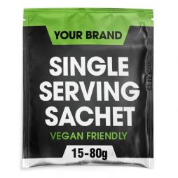 Vegan Single Serving Sachets