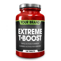 Extreme Test Boost Tablets