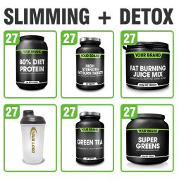 Slimming + Detox Bundle